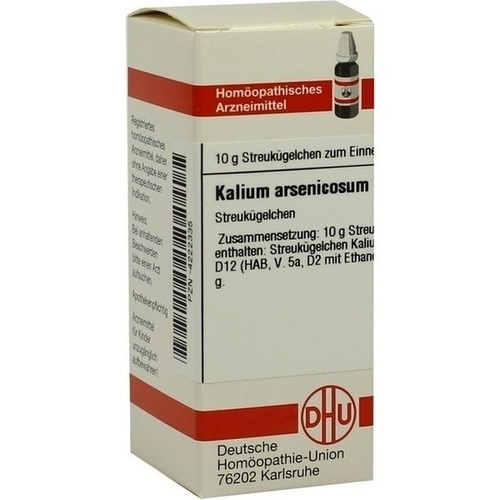 KALIUM ARSENICOS D12