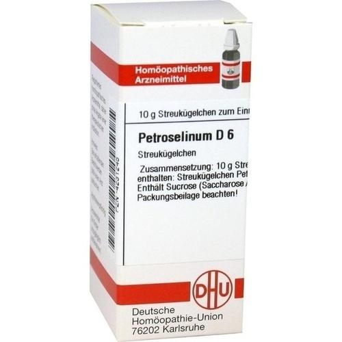 DHU PETROSELINUM D 6 Globuli 10 g