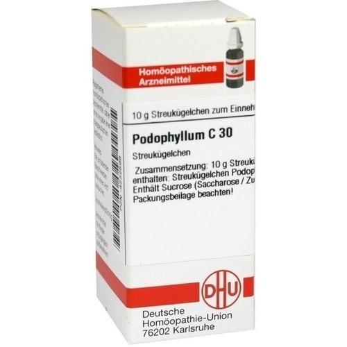 PODOPHYLLUM C 30 Globuli