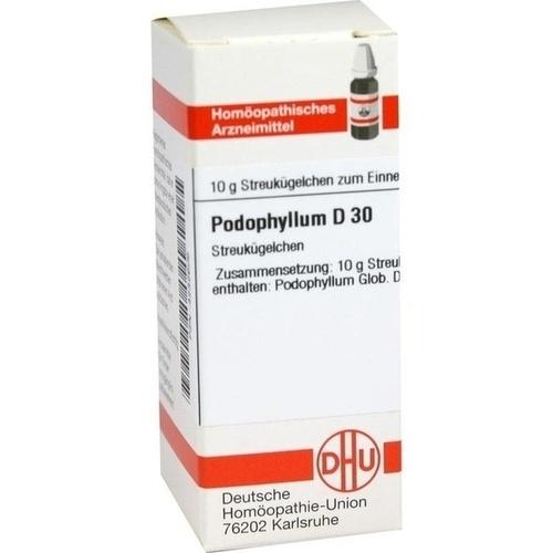 PODOPHYLLUM D 30 Globuli