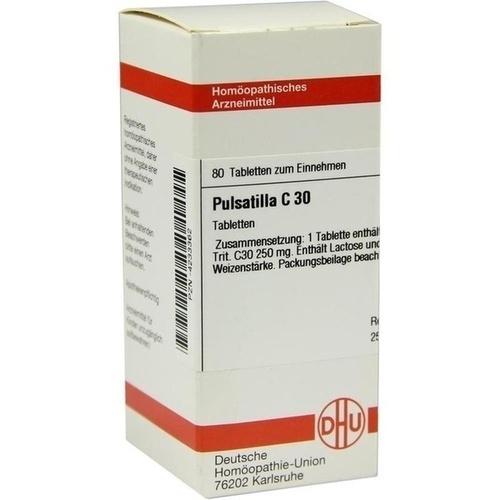 PULSATILLA C 30 Tabletten