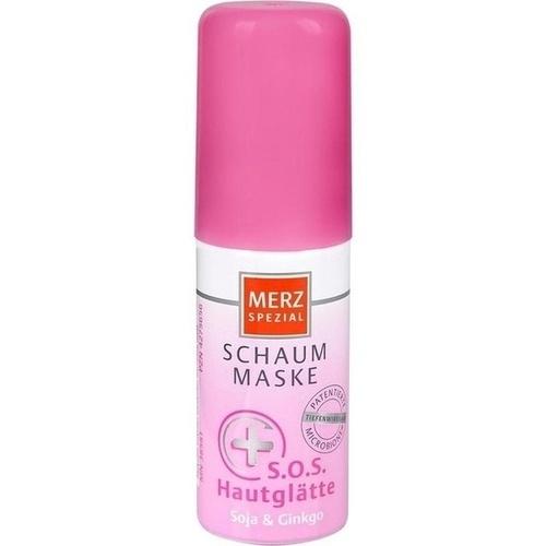 MERZ Spezial Schaum Maske SOS Hautglätte