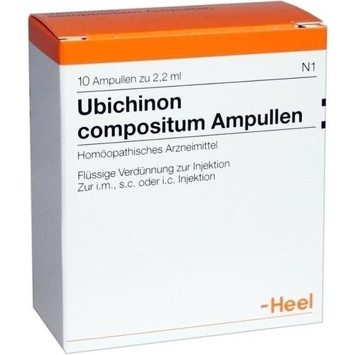 UBICHINON comp. Ampullen
