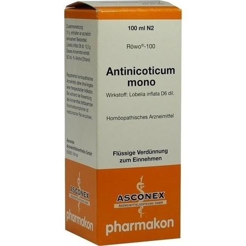 ANTINICOTICUM mono Tropfen