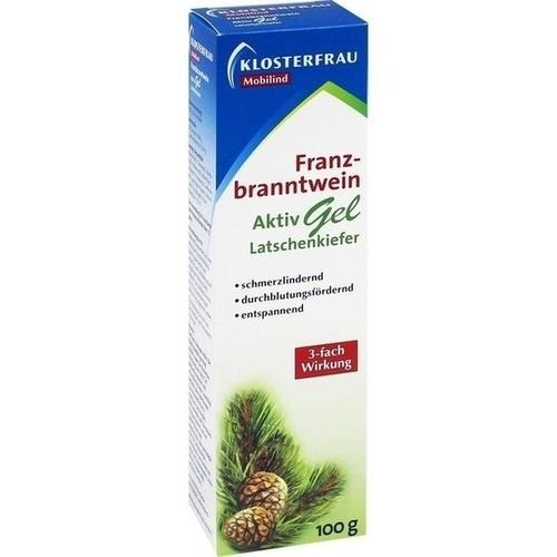 KLOSTERFRAU Franzbranntwein Latschenk. Gel