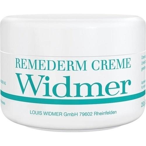 WIDMER Remederm Creme unparfümiert 250 g