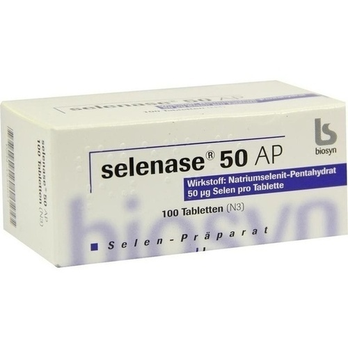 SELENASE 50 AP