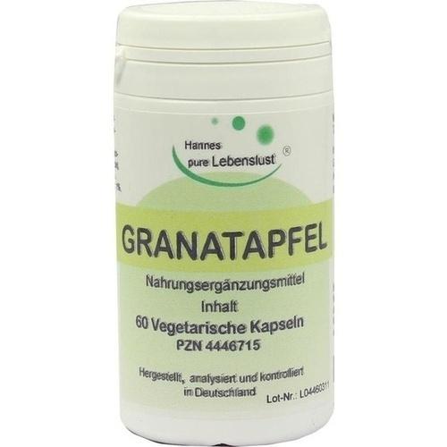 GRANATAPFEL KONZENTRAT 40% Vegi Kapseln