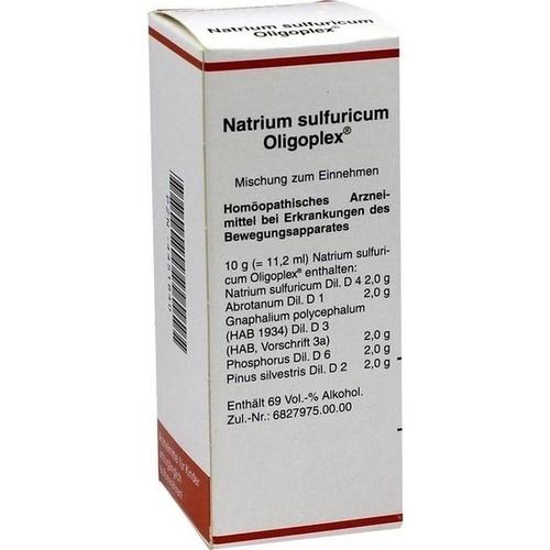 NATRIUM SULFURICUM OLIGOPLEX Liquidum
