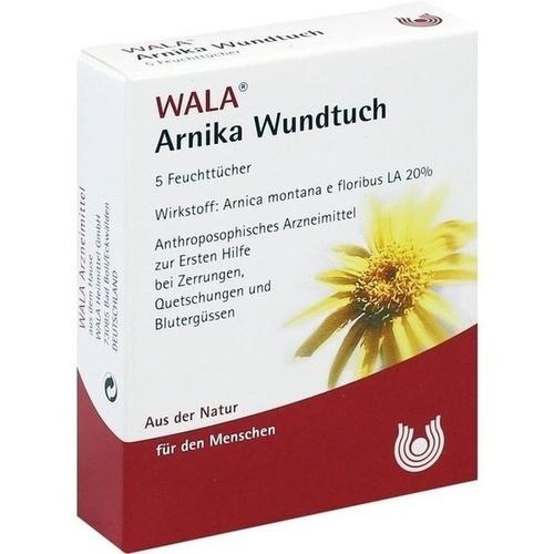 WALA ARNIKA WUNDTUCH