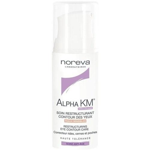 NOREVA Alpha KM empfindliche Haut Augenkontur