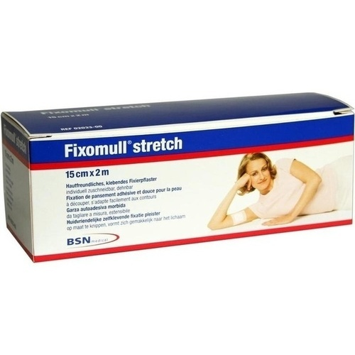 FIXOMULL stretch 15 cmx2 m