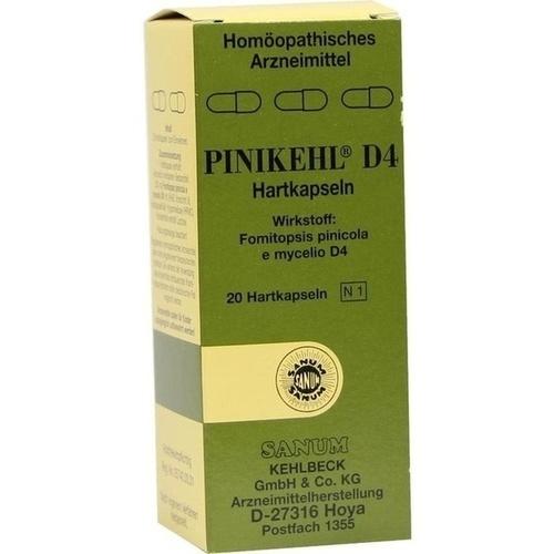 PINIKEHL Kapseln D 4