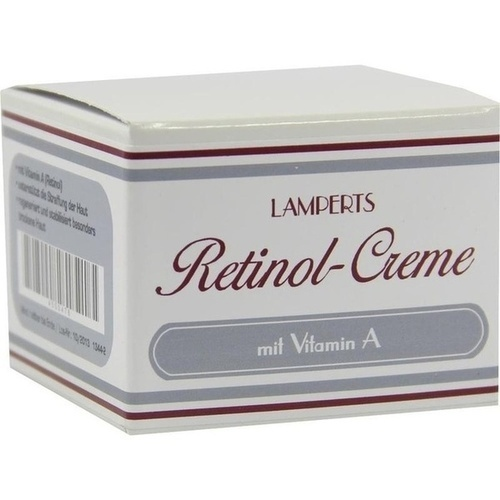 retinol creme lamperts 50 ml. Black Bedroom Furniture Sets. Home Design Ideas
