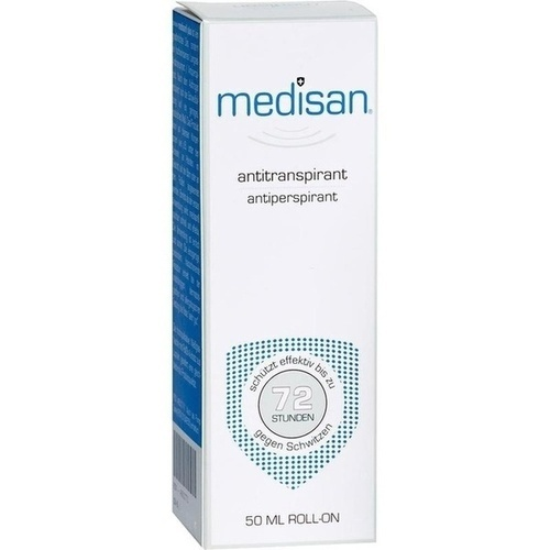MEDISAN Plus Antitranspirant Roll-on