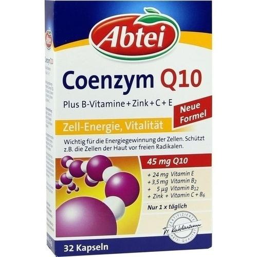 ABTEI Coenzym Q10 Kapseln