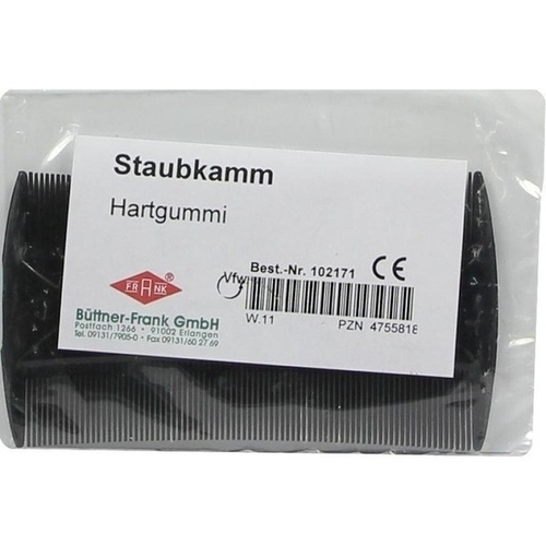 Büttner-Frank GmbH NISSENKAMM Hartgummi BF 1 St