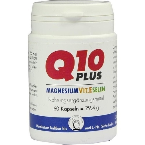 Q10 30 mg plus Magnesium Vit. E Selen Kapseln