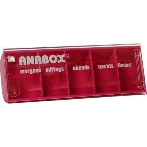 ANABOX Tagesbox pink