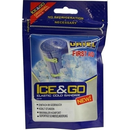 ICE & GO kühlende elastische Bandage