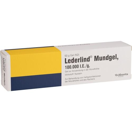 LEDERLIND Mundgel