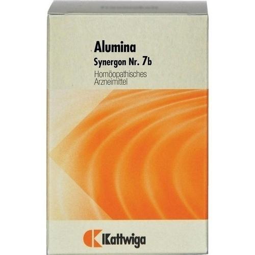 SYNERGON KOMPLEX 7 b Alumina Tabletten