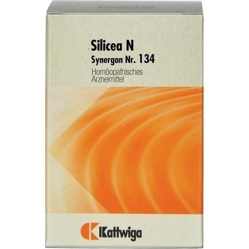 SYNERGON KOMPLEX 134 Silicea N Tabletten