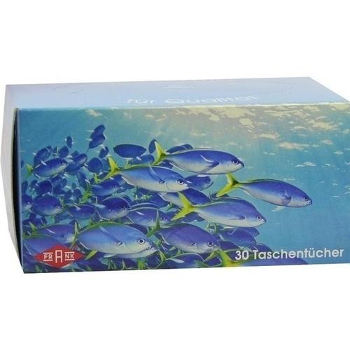 TASCHENTUCHBOX 30er 1 St