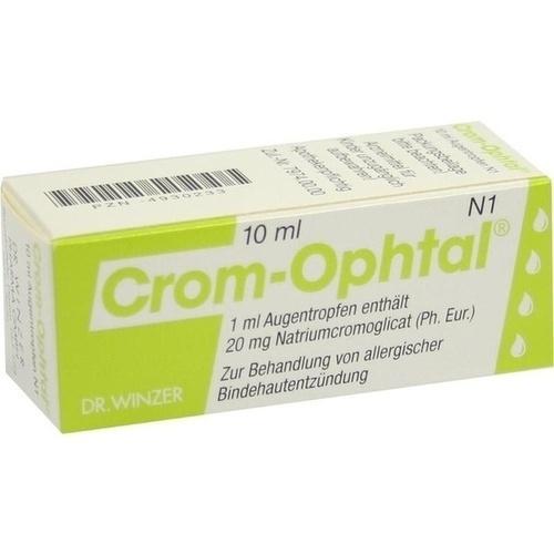 CROM OPHTAL Augentropfen