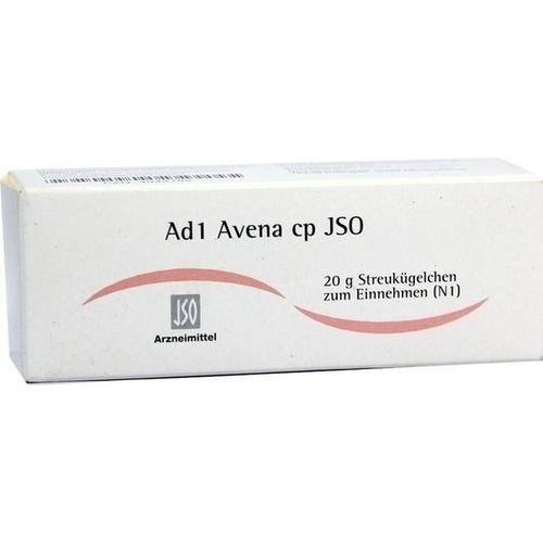 JSO Ad 1 Avena cp Globuli