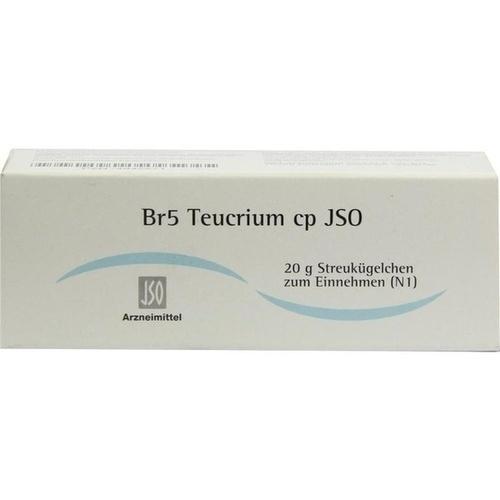 JSO Br 5 Teucrium cp Globuli