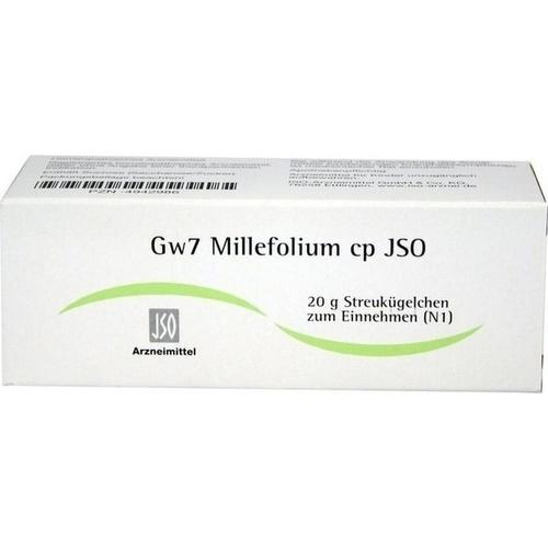 JSO Gw 7 Millefolium cp Globuli