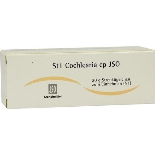 JSO St 1 Cochlearia cp Globuli