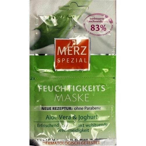 MERZ Spezial Feuchtigk. Maske Aloe Vera/Jogh.