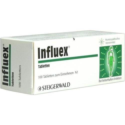 INFLUEX Tabletten 100 St