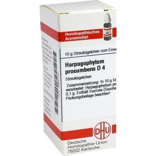 HARPAGOPHYTUM PROCUMBENS D 4 Globuli
