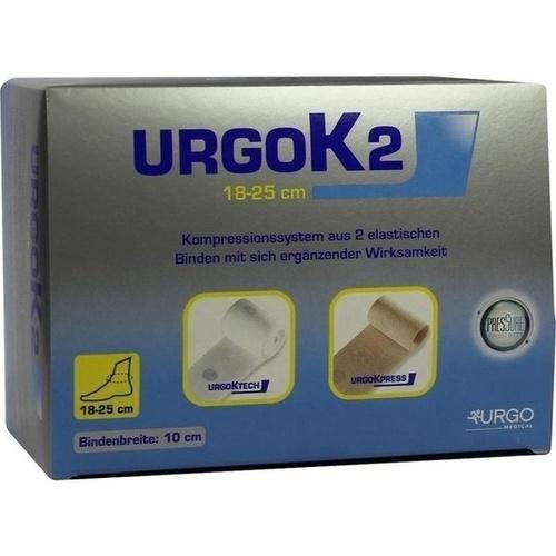 URGOK2 Kompr.Syst.10cm Knöchelumf.18-25cm