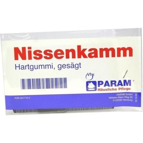 Param GmbH NISSENKAMM Hartgummi Param 1 St