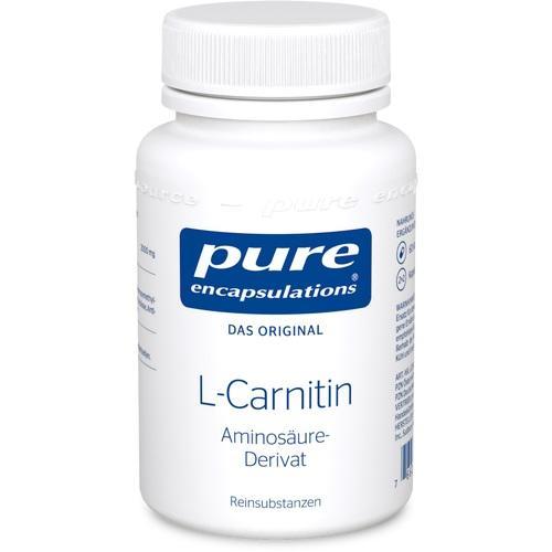 PURE ENCAPSULATIONS L-Carnitin Kapseln