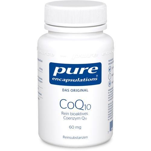 PURE ENCAPSULATIONS CoQ10 60 mg Kapseln