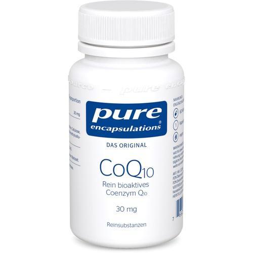 PURE ENCAPSULATIONS CoQ10 30 mg Kapseln