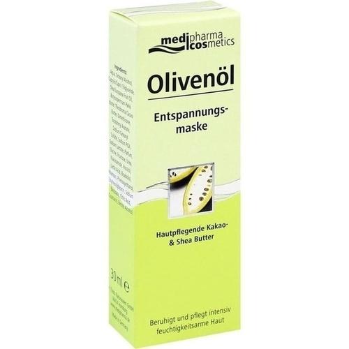 oliven l entspannungsmaske 30 ml oliven l basispflege. Black Bedroom Furniture Sets. Home Design Ideas