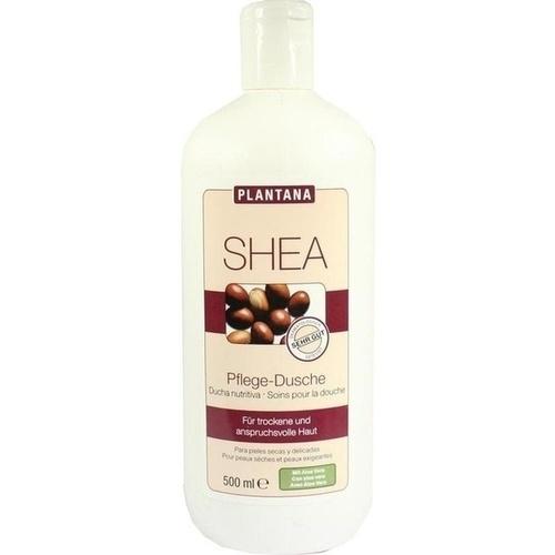 PLANTANA Shea-Butter Pflege Duschbad
