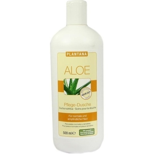 plantana aloe vera pflege duschbad 500 ml plantana. Black Bedroom Furniture Sets. Home Design Ideas