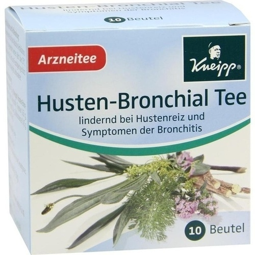 kneipp tee husten bronchial filterbeutel 10 st kneipp. Black Bedroom Furniture Sets. Home Design Ideas