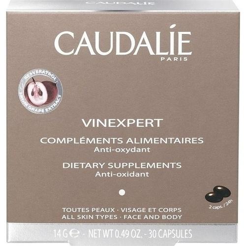 CAUDALIE Vinexpert Complements Alimentaires Kapseln