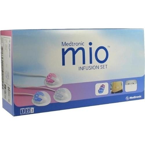 PARADIGM Mio 6 mm 60 cm pink Infusionsset