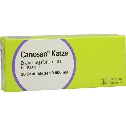 CANOSAN Kautabletten f.Katzen