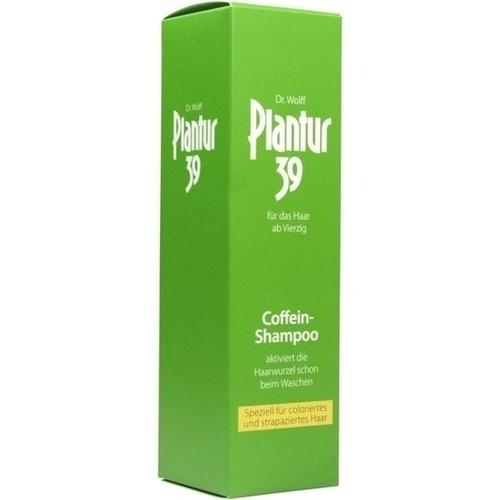 PLANTUR 39 Coffein Shampoo Color