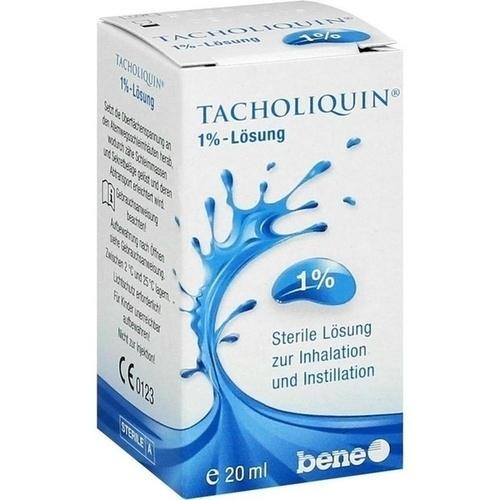 TACHOLIQUIN 1% Lösung